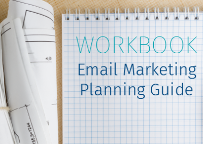 Resource – Email Marketing  Planning Guide