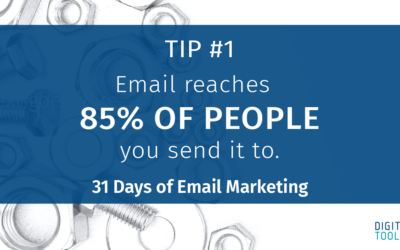 31 Days of Email Marketing Tips