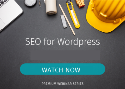 Video – SEO for WordPress